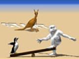 Yeti Sports 4 Albatros overload