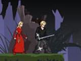 Princess Bride: The Fire Swamp