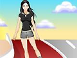 Rollerblade girl