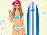 Surfer Chick