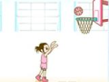 Basketballer Girl