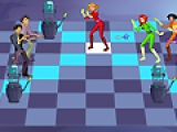 Totally Spies Chess
