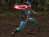 Captain America - Avenger's Shield
