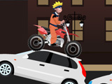 Naruto Bike Stunts