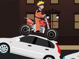Naruto Bike Stunts