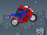 Spiderman Motobike