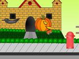 Pumpkin Skates