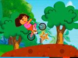Dora Riding Bike
