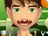 Ben10 Tooth Problem