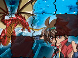 Bakugan Sort my Tiles