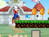 Mario Run and Gun