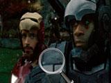 Iron Man 2 Hidden Numbers
