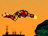 Iron Man City Flight