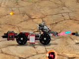 Lego Chima Worriz Combat Lair