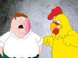 Chastise Peter Griffin