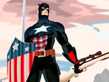 Captain America Dress up