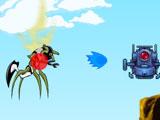 Ben 10 Stinkfly Battle
