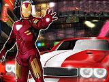 Iron Man Dodge Race