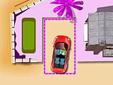 Cute Girl Car Parking