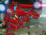 DinoRobot Battlefield