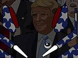 Donald Trump pinball