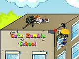 Zombie Cute School Defense 2