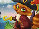Pirates-Raccoons!