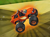 Blaze Race to the Rescue