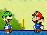 Mario And Luigi Go Home