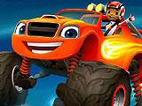 Monster Machines Hidden Tires