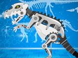 Robot Dinosaurs Puzzle