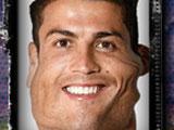 Funny Ronaldo Face