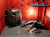 Spaceship Escape Episode 1