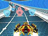 Real Endless Tunnel Racing 3D