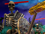 Skeletons Invasion 2