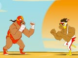 Super Wrestlers Slap's Fury