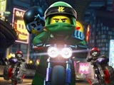 Ninjago Loyd Against Garmadons Motor Gang