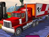 Impossible Truck Drive Simulator