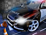 Police Car Parking Mania