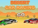 Desert Car Racing